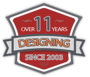 designing graphics and websites for over 11 years
